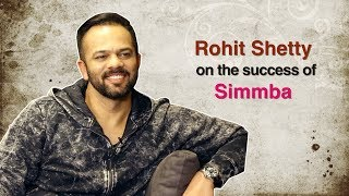 """SIMMBA is my BEST FILM so far"": Rohit Shetty 