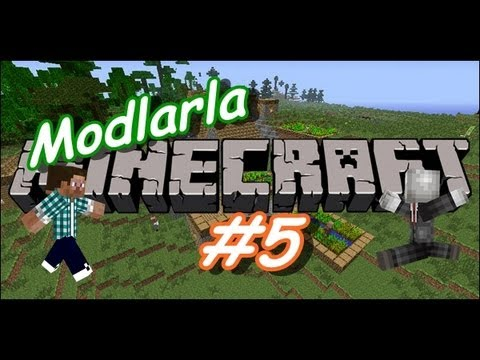 Modlarla Minecraft | FPS yi Sikmek Vol. MC - B.5