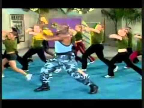 Billy Blanks - TAE BO (song & workout)