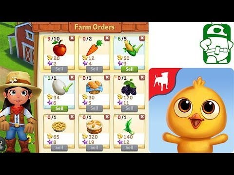 Farmville 2 for Android review