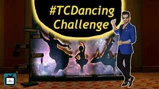 Arjun Bijlani shows off his dance moves; nails #TCDance Challenge | Exclusive - TELLYCHAKKAR
