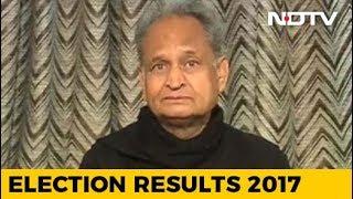 BJP Has Created An Atmosphere Of Fear, Says Ashok Gehlot - NDTV