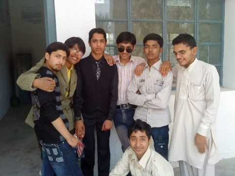 F.G school party 2012 D I khan