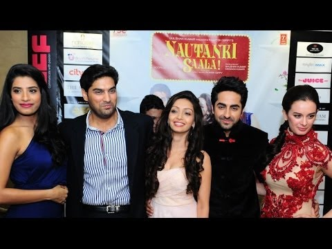 Ayushmann Khurrana, Ishaa Koppikar & Pooja Bedi at The Respond Foundation Launch