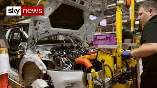 Risk of a 'no deal' #Brexit blamed for BMW's shutdown - SKYNEWS