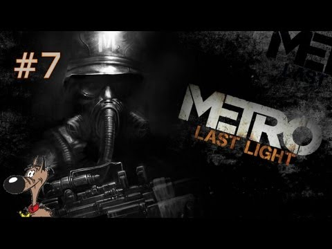 Let`s Play Metro Last Light Uncut First Edit. (Deutsch/Blind/HD) #07 - Der Kampf zum Theater