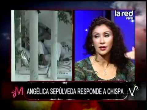 Angélica Sepúlveda explica porqué Chispa la trata de