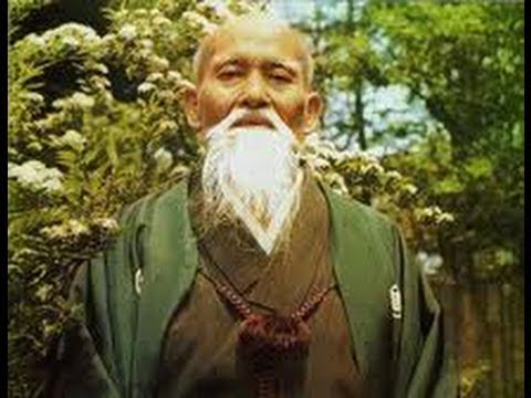 Morihei Ueshiba The Founder Of Aikido
