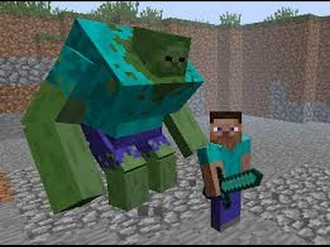 Creeper's Minecraft Adventure Episode 1: The Zombie Slayer