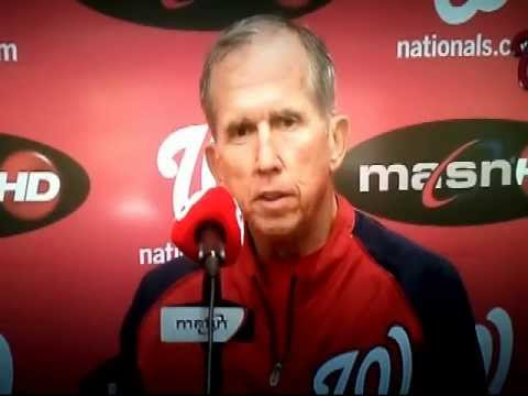 Davey Johnson Calls for Chicken Sacrifice