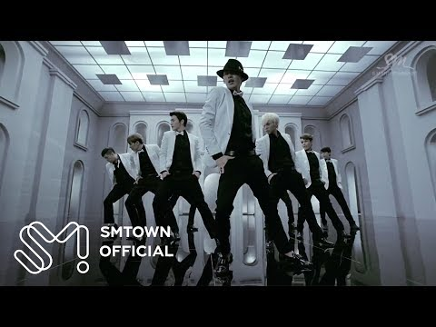 Video Klip Terbaru Super Junior SPY