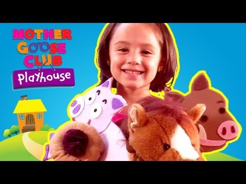 Nursery Rhymes --To Market, To Market -- Mother Goose Club