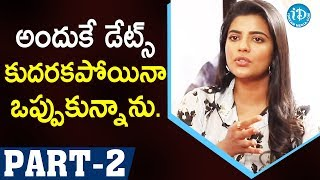 Miss Match Movie Actors Aishwarya Rajesh & Uday Shankar Part #2 | Talking Movies With iDream - IDREAMMOVIES