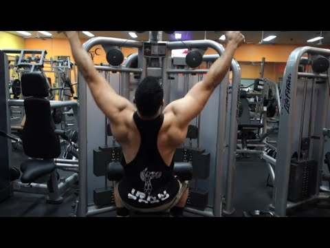 WORKOUT / 10 WEEK MARK OF 12 WEEK BODY TRANSFORMATION CHALLENGE