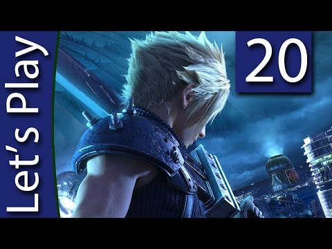 Let's Play Final Fantasy VII - Complete Walkthrough - Gi Cave - Part 20 [HD]