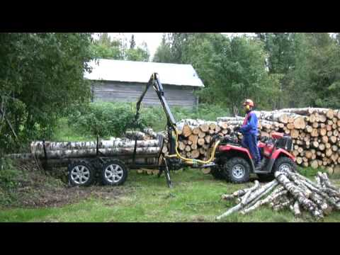 ATV Log Skidder Plans http://www.vidoevo.com/yvideo.php?i=eGxGQm9wcWuRpVWhtZEU&atv-log-skidder