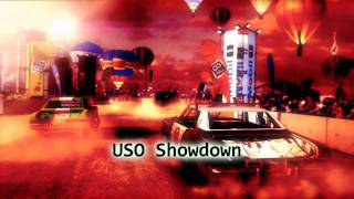 Royalty Free :USO Showdown