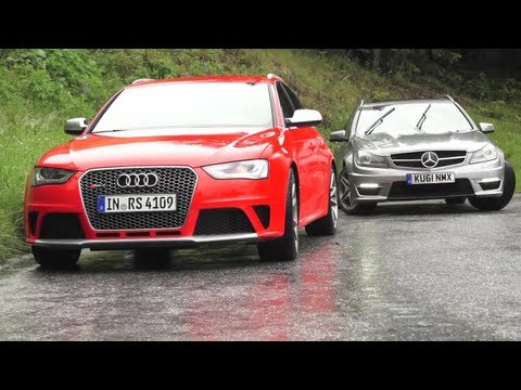 New Audi RS4, Old Audi RS4s, New