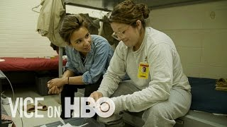Isobel Spends a Night in a Women's Prison: VICE on HBO (Preview) - VICENEWS