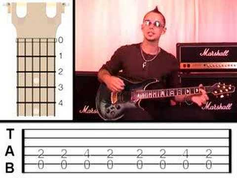 Johnny B Goode-Guitar Lesson
