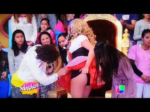sonido siboney en vivo...en sabadazo show tv  .. los reyes del barrio 2014