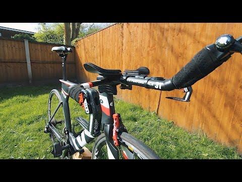 Rebuilding my Time Trial Bike!