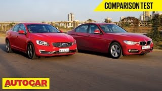 2014 Volvo S60 Vs BMW 320D | Comparison Test