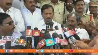 Jupudi Prabhakar Rao Tour In Ravuru   Enquire About Ravuru SI Assault   Nellore   iNews - INEWS