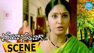 Sarada Saradaga Movie Scenes - Ali Fooling Sindhu Tolani || Rajendra Prasad || Siva Balaji - IDREAMMOVIES