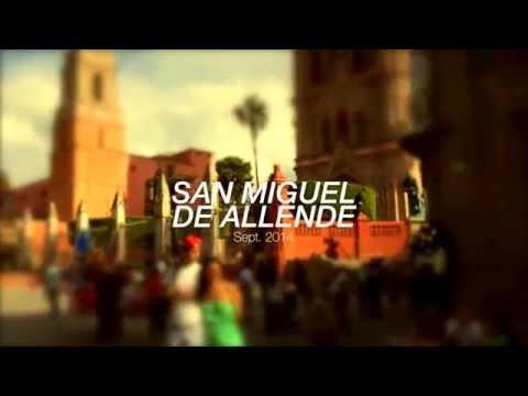 Mexico '14 : San Miguel // Bernal // Las Grutas de Tolantongo