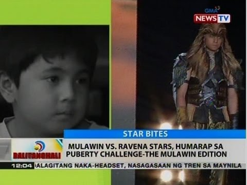 BT: Mulawin vs. Ravena stars, humarap sa puberty challenge-The Mulawin edition