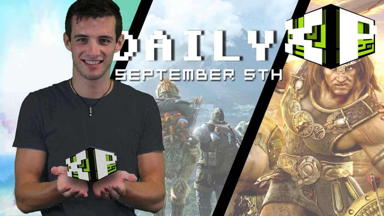 Heva Clonia Online, Age of Conan: Unchained, FFXIV and more! - The Daily XP September 5th