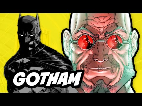 Gotham TV Series Villains and Arkham Origins Breakdown