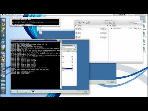 Howto setup Bukkit, Minecraft, MySQL on Windows 2008 R2.