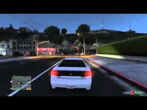 GTA V PS3 Gameplay   Walkthrough   Playthrough   1080P Part 52   Paparazzo The Meltdown   YouTube