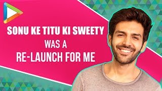 "Kartik Aaryan: ""Nobody KNEW My Name even After Pyaar Ka Punchnama""