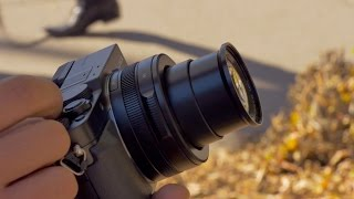 Panasonic LX100 Hands-On Field Test (With HC-X1000 Quick Look)