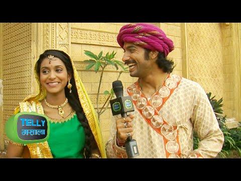 Rachana Parulkar Sharad Malhotra Amazing Chemistry | Behind The Scenes | Sony TV's Maharana Pratap