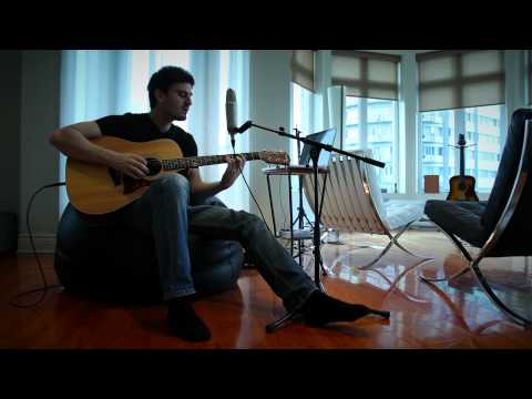 Beat It by Michael Jackson - Acoustic Cover by George Azzi (Remembering...)