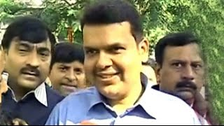 Congress, NCP are our political opponents; Shiv Sena is not an opponent: Fadnavis - NDTVINDIA