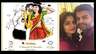 Actress Swathi Reddy Getting Married To Vikas On August 30 | Tollywood News - RAJSHRITELUGU
