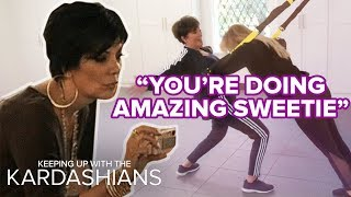 Proof That Kris Jenner Is All Our Moms | KUWTK | E! - EENTERTAINMENT