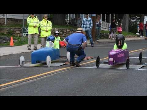 High Bridge soap box racers harness the power of gravity
