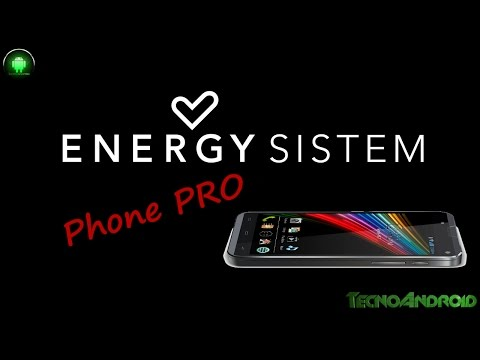 Prova video Energy Phone Pro
