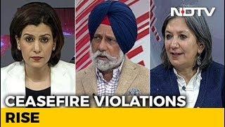 Pak Firing: 12 Indians Dead In 5 Days - NDTV