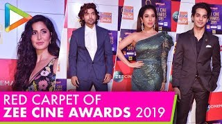 Bollywood Celebs Attend RED CARPET of Zee Cine Awards 2019 - Part 1 - HUNGAMA