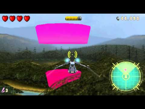 Lego Star Wars 3 The Clone Wars PSP Part 9