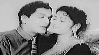 Bharya Bhartalu Movie Songs - O Sukumara Song - Akkineni Nageshwara Rao, Krishna Kumari - MANGOMUSIC