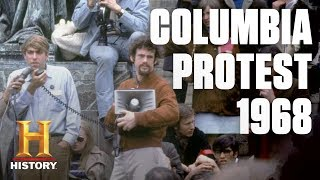 Why Did Columbia University Students Protest in 1968? | History - HISTORYCHANNEL