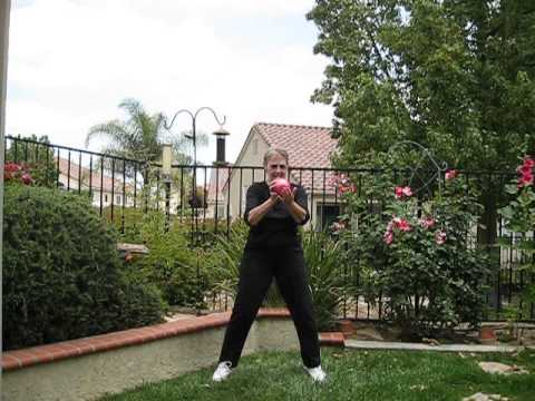 Tai Chi Ball for Parkinson's Patients
